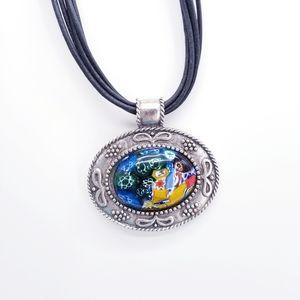 Boho Vintage Style Necklace